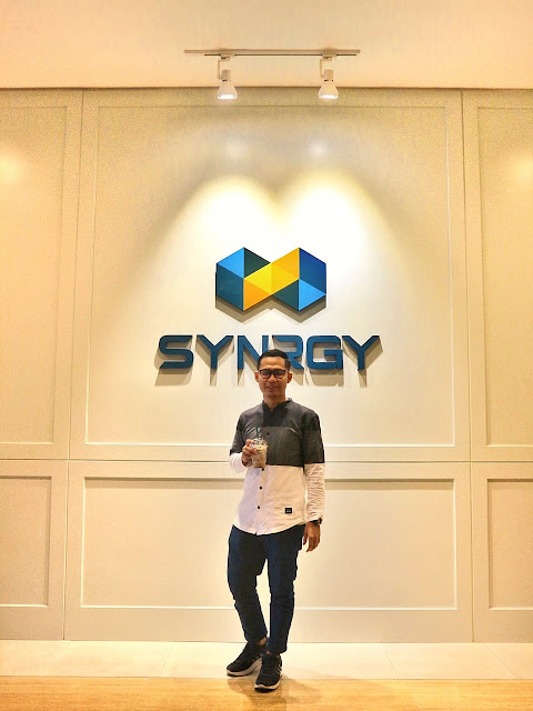 synrgy coworking space jakarta selatan