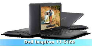 Laptop Dell Inspiron 11-3180