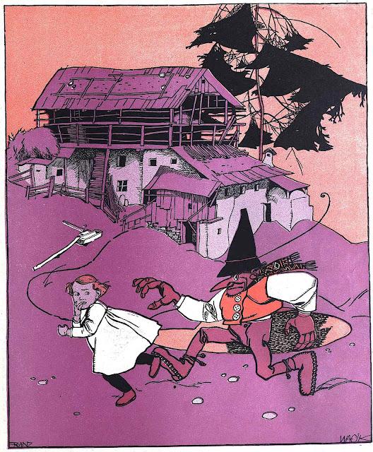 a child's bad dream by Franz Wacik