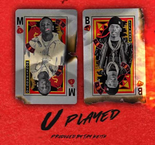 Moneybagg Yo - U Played feat. Lil Baby (Audio)