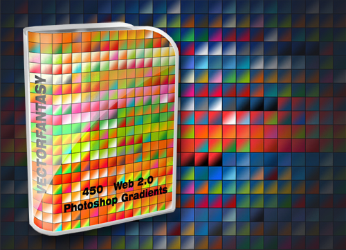 04 450 Free WEB 2.0 Photoshop Gradient
