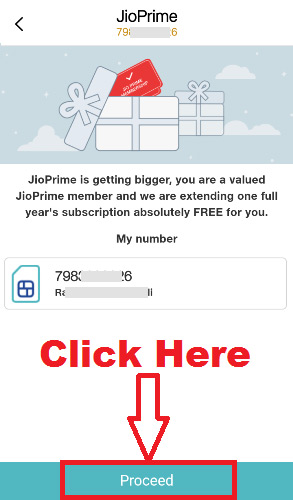 how to activate jio prime membership for free