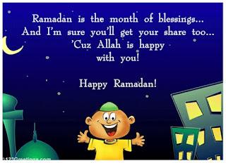 Ramdan Sms