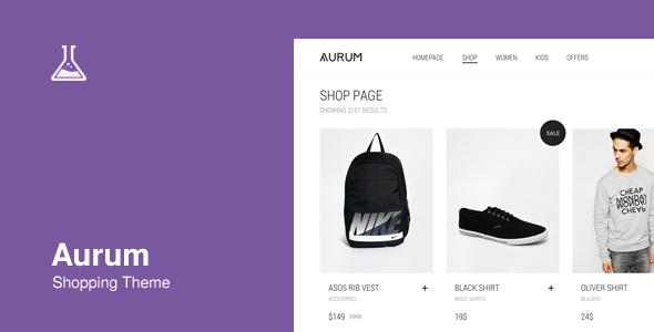 Premium WordPress eCommerce Theme