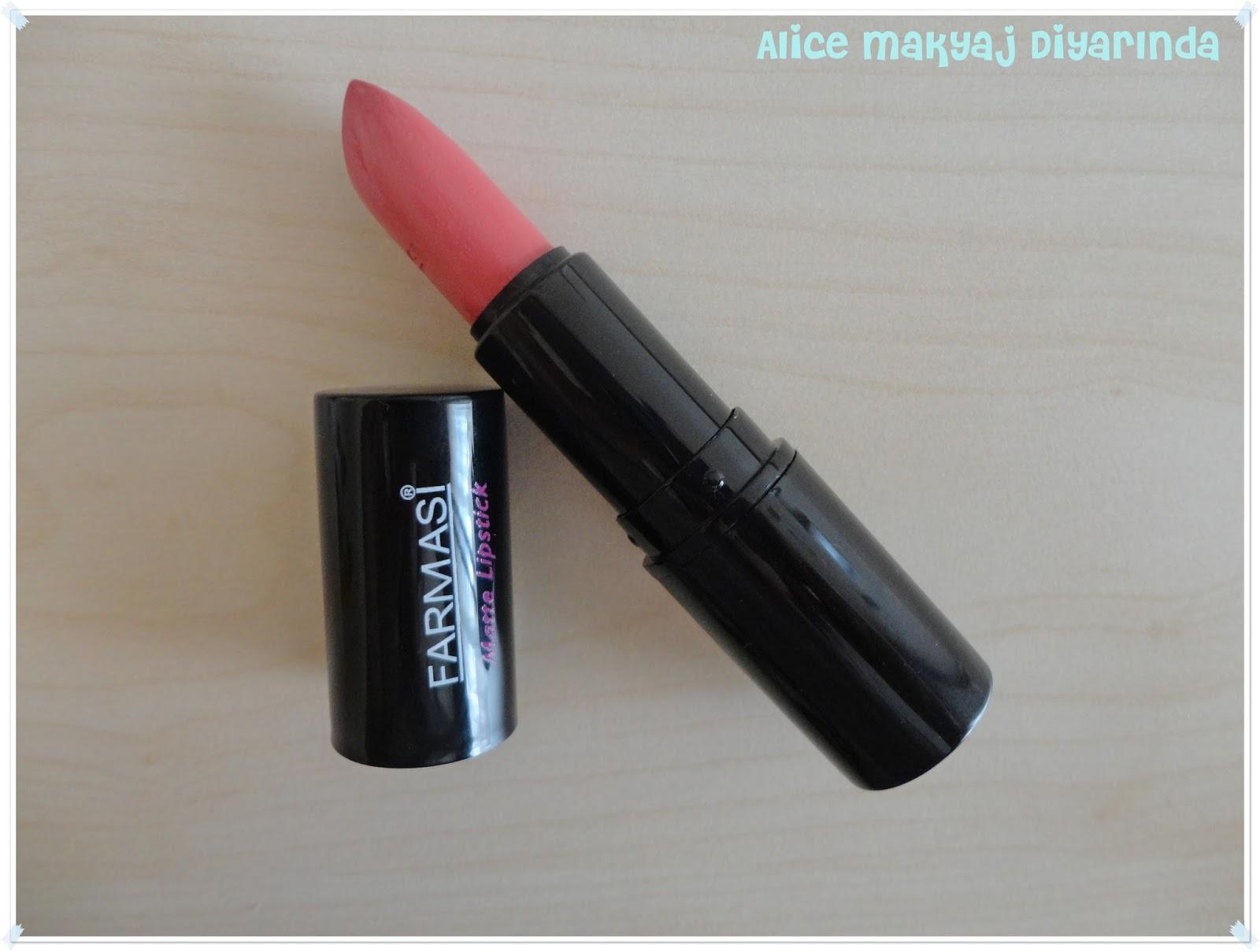 Farmasi Matte Lipstick 09