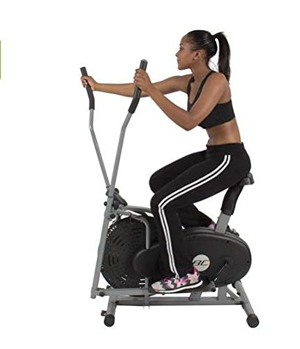 Elliptical Sit Down Bike: Burn The Fat... Know The Facts