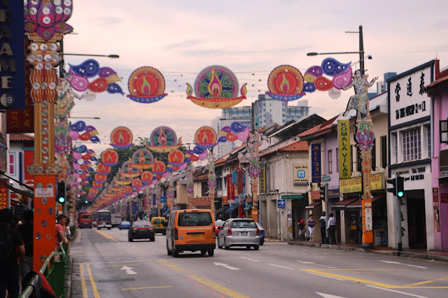 Singapore 10 Fun Activities - Little India