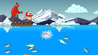 3. Fishing Break (Harga: Gratis dengan pembelian dalam aplikasi)