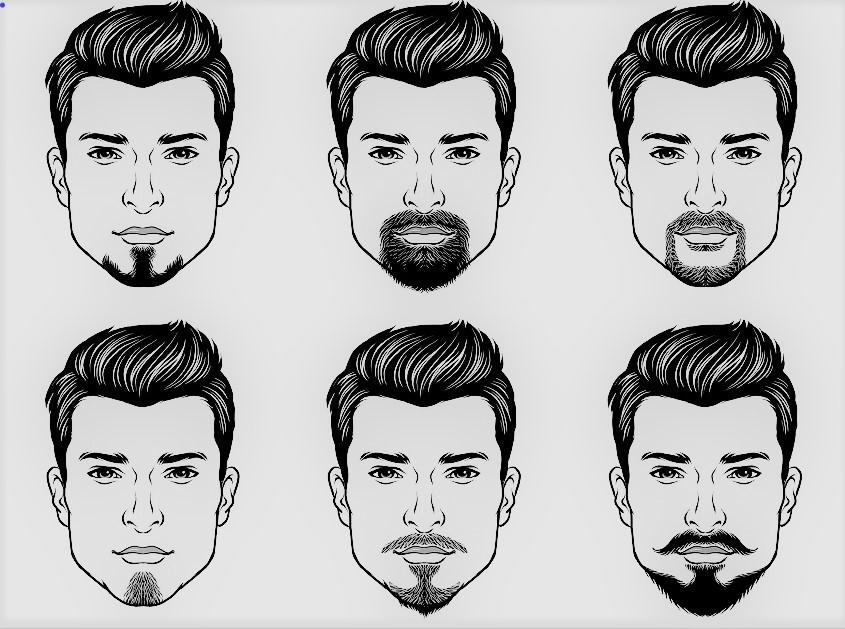 Best Facial Hair Styles Goatee Styles  Best Men's Goatee Beard Styles