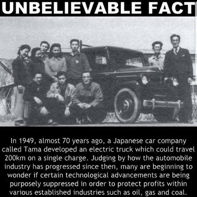 Who Killed The Electric Vehicle Truck? Many Types/Models Of Electric