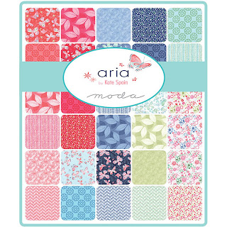 Moda Aria Fabric by Kate Spain for Moda Fabrics