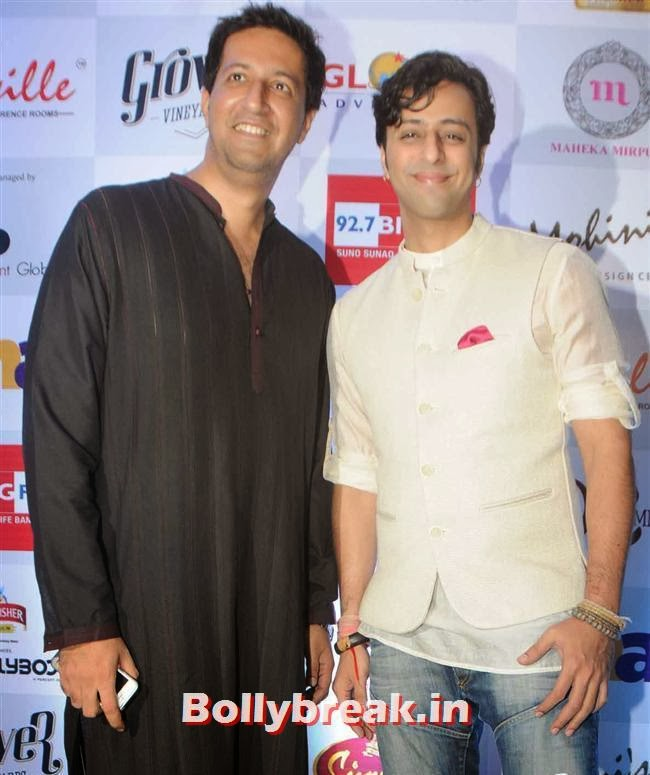 Salim and Sulaiman at Music Mania Launch