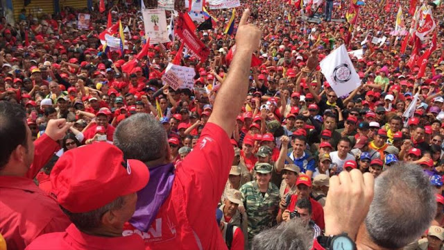 Oposición de Venezuela usa el diálogo para dar un golpe de Estado