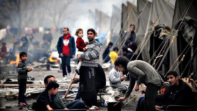 Έβρος: Συγκέντρωση τροφίμων, φαρμάκων και ειδών πρώτης ανάγκης για τους πρόσφυγες