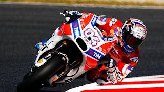 Andrea Dovizioso Menjadi Pemenang MotoGp Inggris