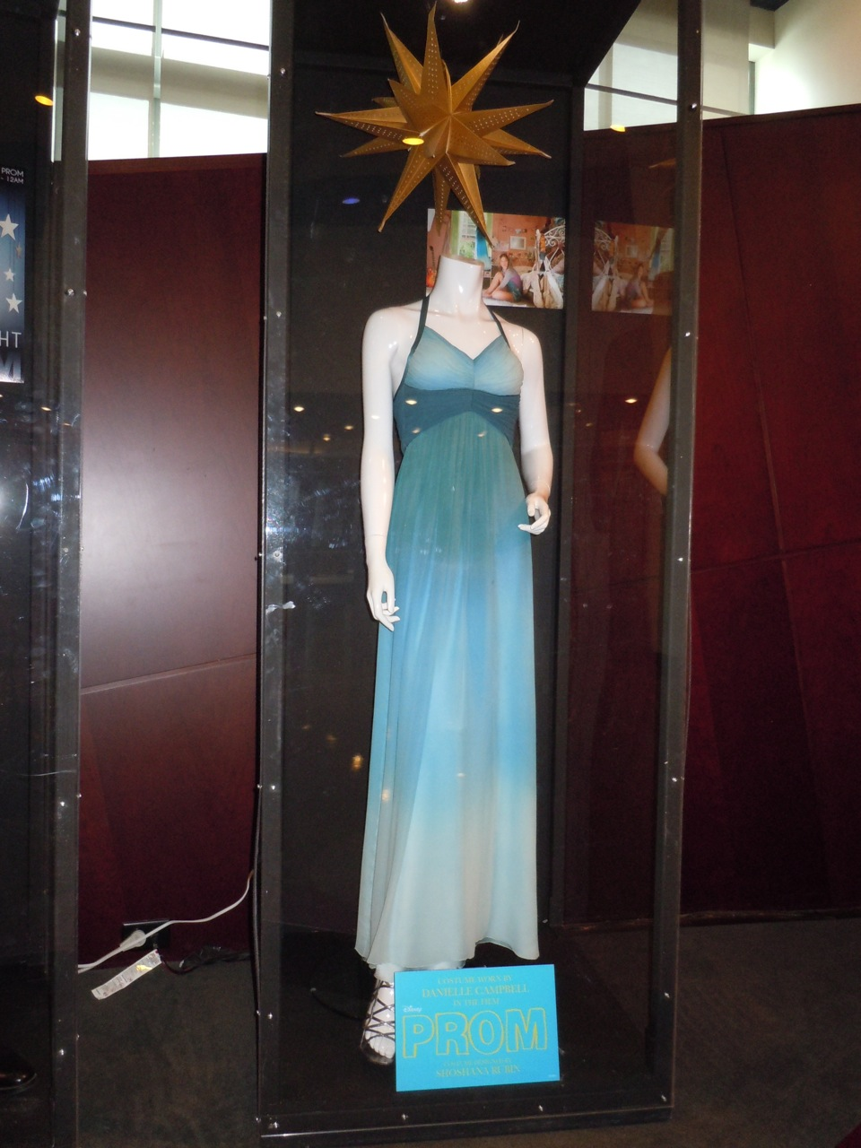 Hollywood Movie Costumes and Props: Original Disney Prom movie ...