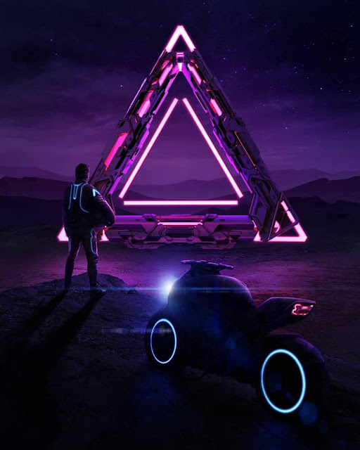 Portal by Dave Arredondo