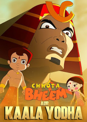Chhota Bheem Aur Kaala Yodha 2018 Dual Audio Hindi 720p WEB-DL 550MB