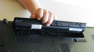 Cara menjaga baterai laptop agar tahan lama dan awet