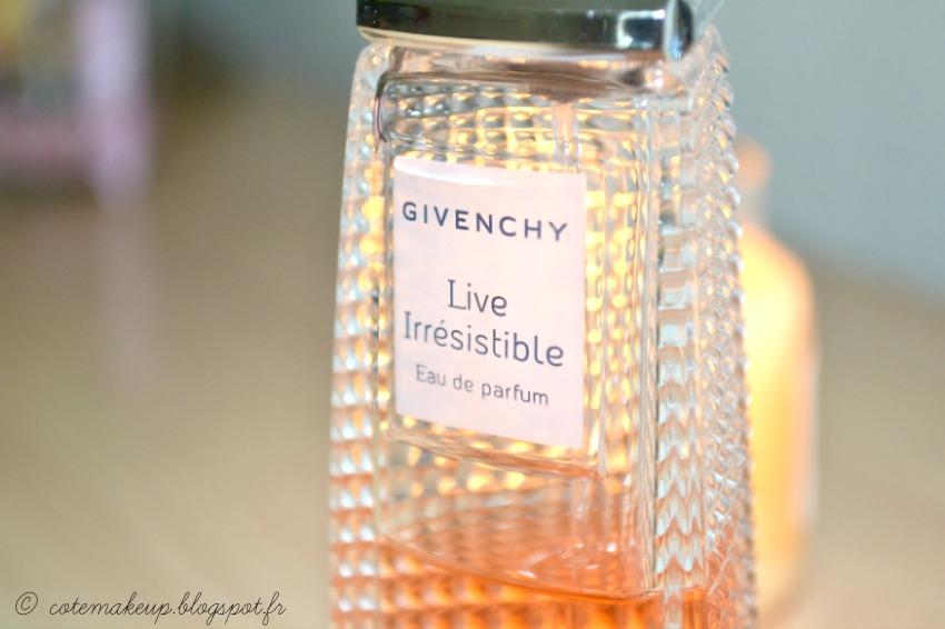 parfum_femme_live_irrésistible_Givenchy_CoteMakeup