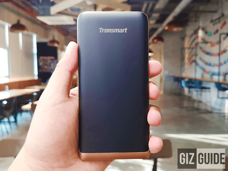 Tronsmart Trim with 10,000mAh battery, PD 3.0, Quick Charge 3.0, Huawei FCP, and VoltiQ is now available in the Philippines!