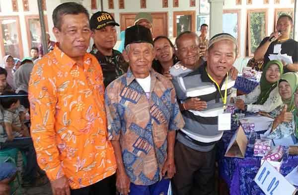 pemilihan ketua rw karangjalak diikuti enam kandidat