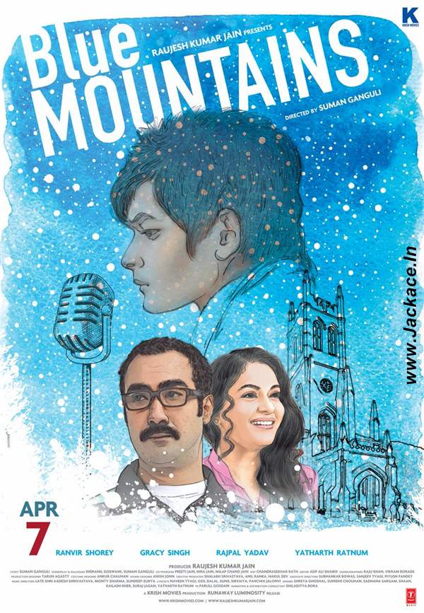 Blue Mountain Posters