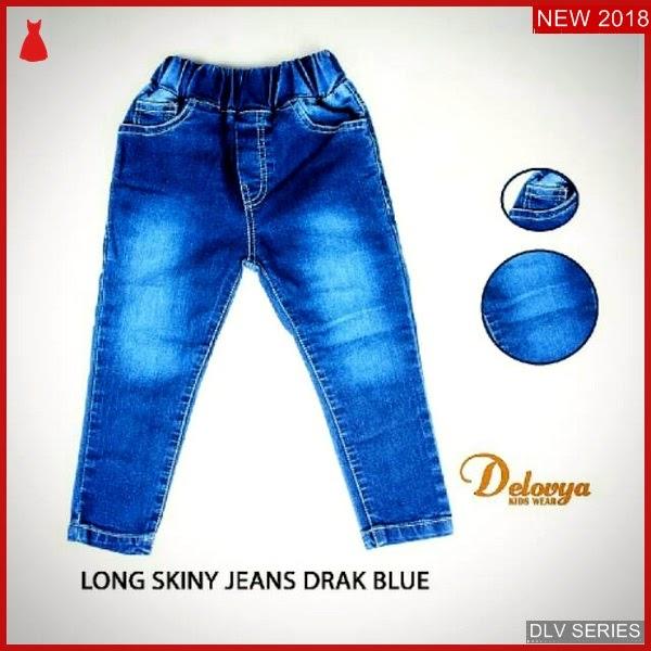 DLV17L43 Long Jeans Anak Stretch Celana Panjang Balita Murah BMG