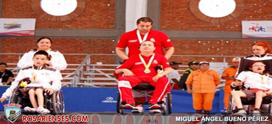 Jesús Romero, ganó Oro para Norte de Santander en Boccia | Rosarienses, Villa del Rosario