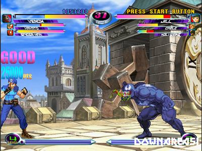 Marvel Vs Capcom 2 Dreamcast ISO - Download Game PS1 PSP Roms Isos