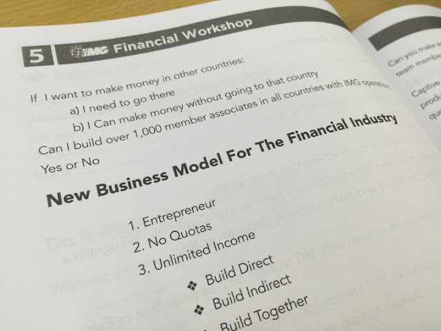 Workshop 5: Building a Business in the Financial Industry