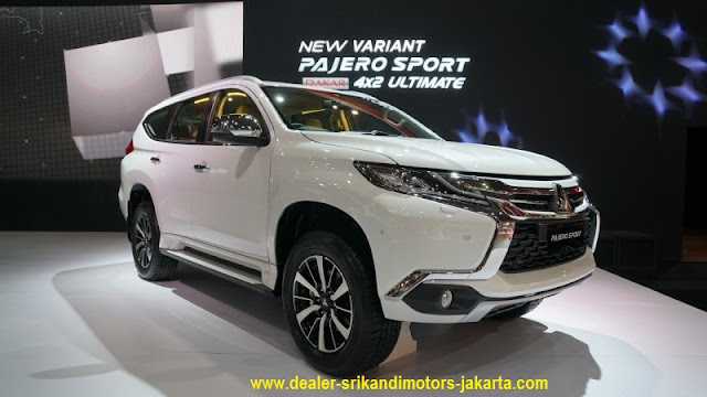 new mitsubishi pajero dakar ultimate 2018, new pajero dakar ultimate 2018