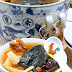 Double-boiled Black Chicken Herbal Soup