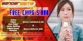 Free Chips Agen Judi Ceme Keliling Online