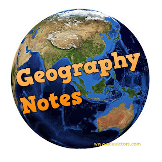 Geography Notes -2 For Competitive Exams