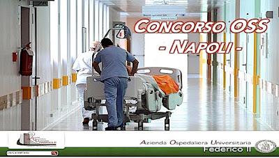 Lavoro per 17 OSS presso Ospedale Federico II di Napoli