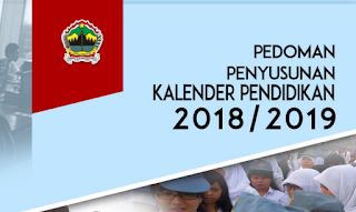 kalender-pendidikan-tahun-2018-2019-jawa-tengah