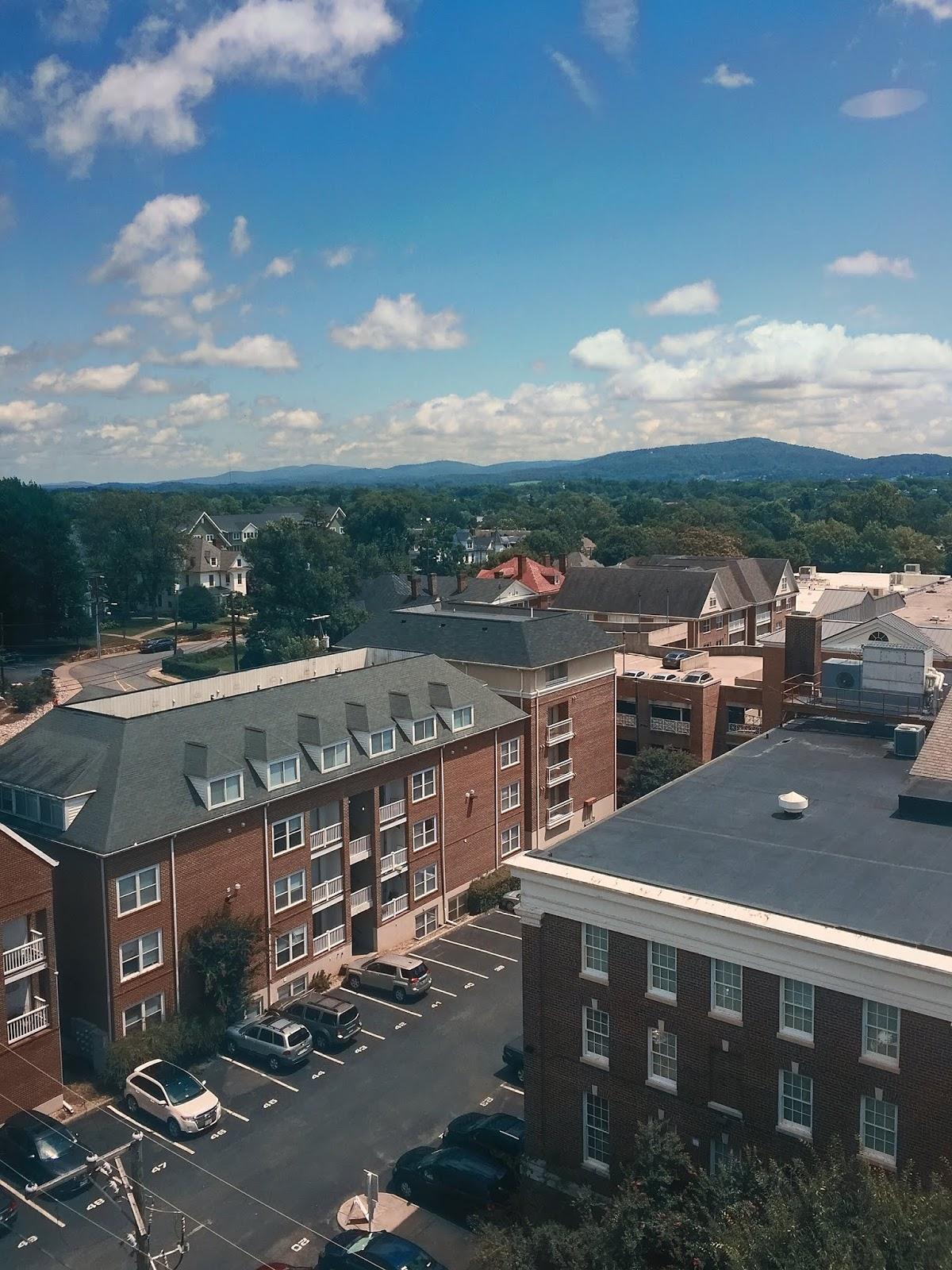 Graduate Charlottesville Experience by Mari Estilo.
