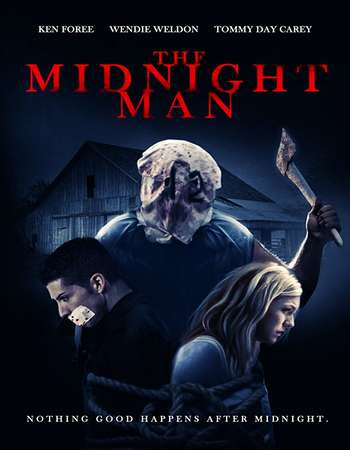 Watch Online The Midnight Man 2017 720P HD x264 Free Download Via High Speed One Click Direct Single Links At WorldFree4u.Com