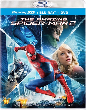 The Amazing Spider-Man 2 2014 Dual Audio Hindi Bluray Download