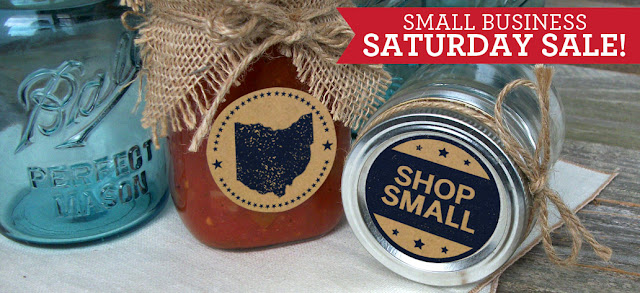 Small Business Saturday SALE!