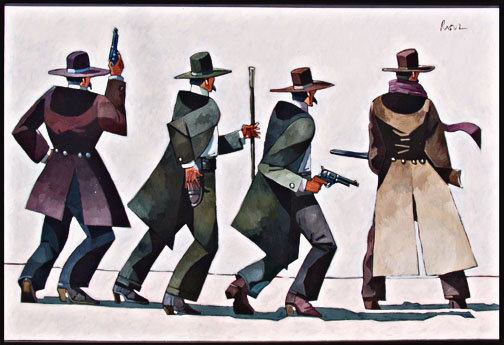 Thom Ross | Gunfight at OK Corral
