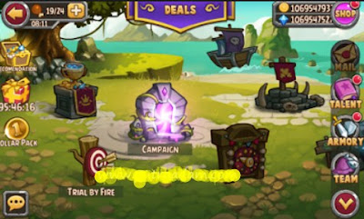 Kingdom in chaos unlimited money gems