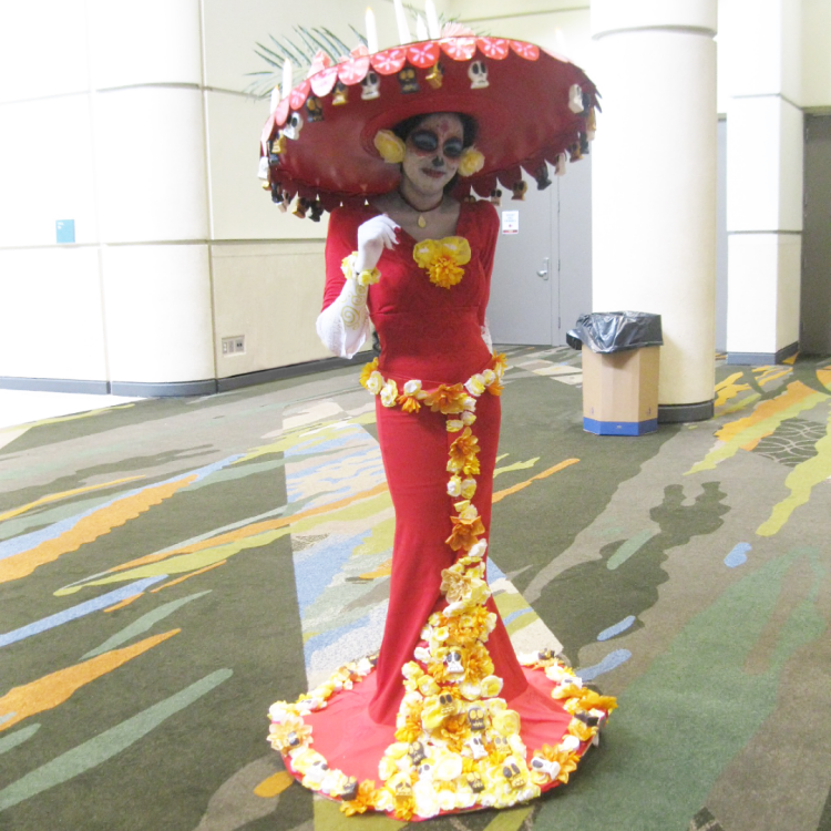 The Book of Life Cosplay MegaCon Orlando 2018
