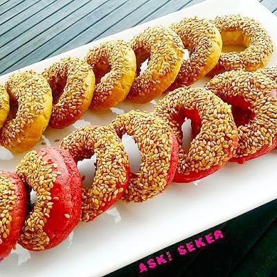 kandil simidi yapımı nefis kolay yemek tarifleri nurselin evi mutfağı arda türkmen sahrap soysal oktay usta