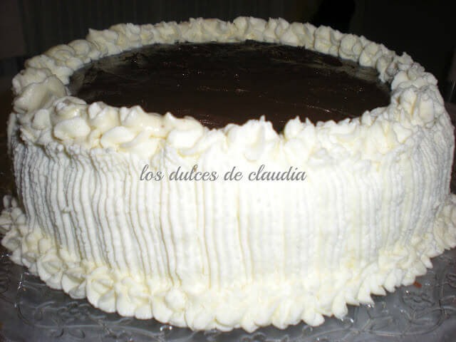 torta ganache