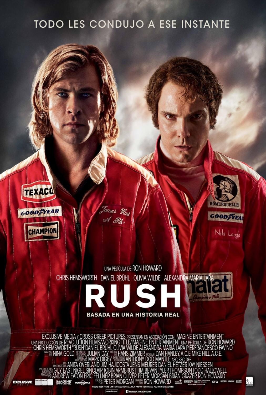 Poster Espanol De Rush Jposters
