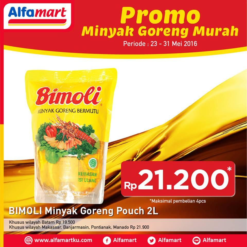 Promo Harga Minyak Goreng Di Alfamart Terbaru 23 31 Mei 2016 Katalog Promosi Katalog Promosi