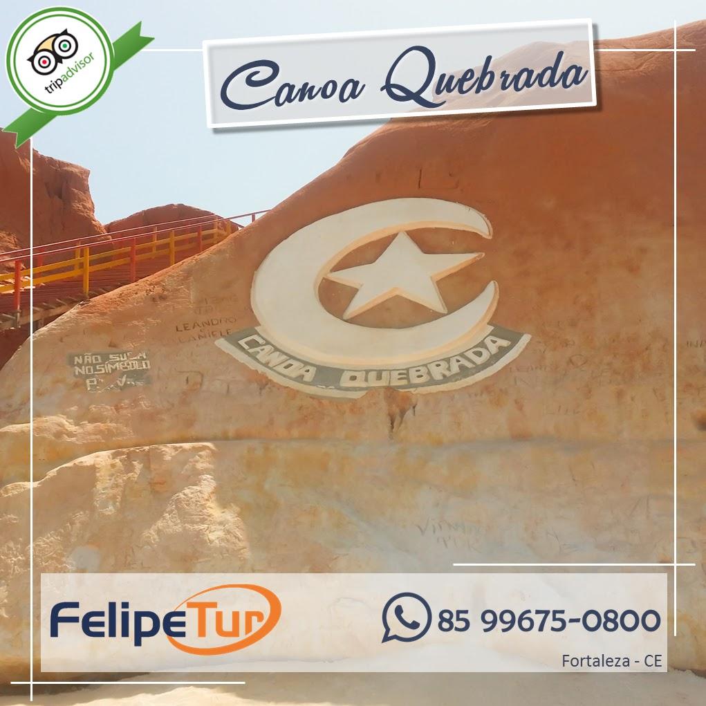 Distancia de Fortaleza para Canoa Quebrada