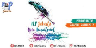 FLP Jakarta Open Recruitment